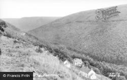 Abercarn, Gwyddon Valley c.1955
