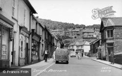 Islwyn Street c.1955, Abercarn