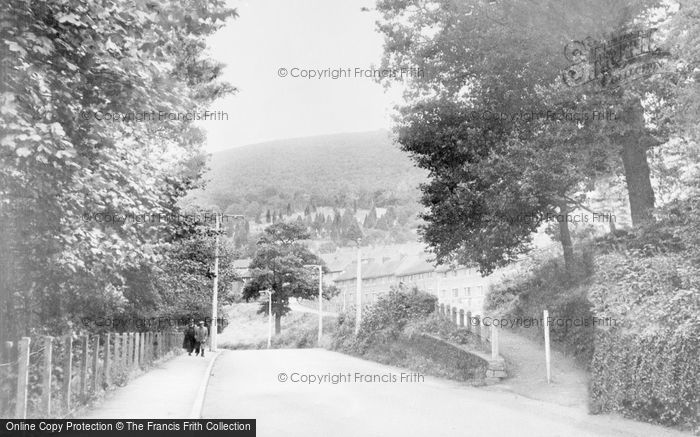 Photo of Abercarn, Persondy c.1955