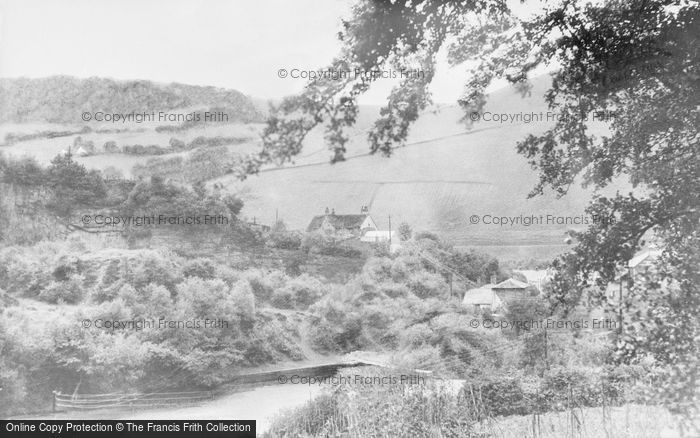 Photo of Abercarn, The Distillery c.1955