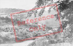 Abercarn, The Distillery c.1955