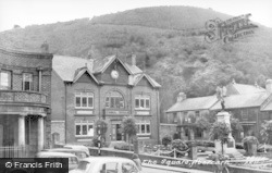 The Square c.1955, Abercarn