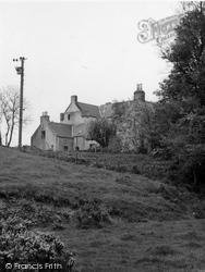 Aberchirder, Crombie Castle 1961