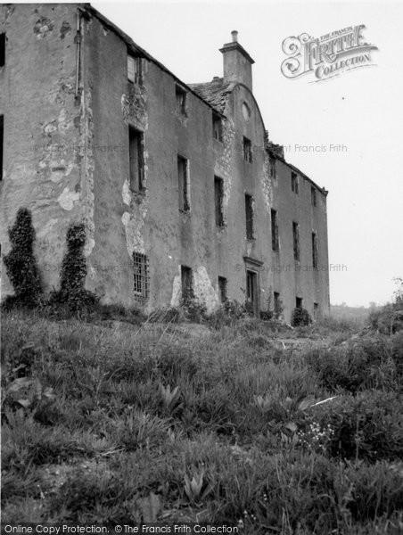 Photo of Aberchirder, Rothiemay 1961