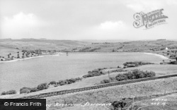 Abercraf, Cray Reservoir c.1950