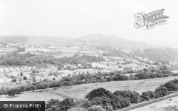 Abercraf, General View c.1955