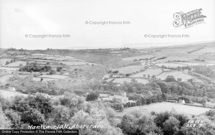 Photo of Abercraf, Nantcaerfall c.1950
