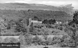 Abercraf, St David's Church c.1950