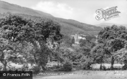 Abercraf, St David's Church c.1955