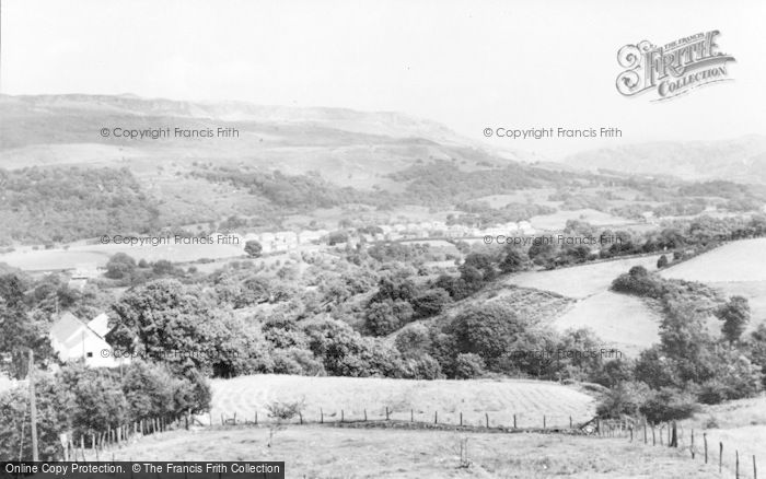 Photo of Abercraf, Ynyswen c.1950