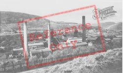 Abercynon, Colliery c.1955