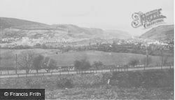 General View c.1955, Abercynon