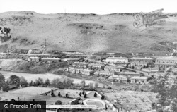 Abercynon, General View c.1960