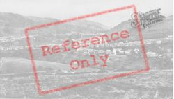 General View From The South c.1955, Abercynon