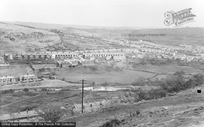 Photo of Abercynon, Glancynon c.1955