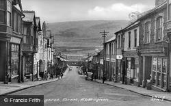 Abercynon, Margaret Street c.1955