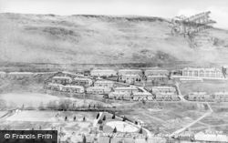 Abercynon, Park View And Welfare Grounds c.1955