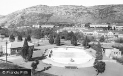 Abercynon, Recreation Ground c.1960