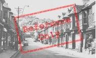 Abercynon, St Margaret's Street c.1960