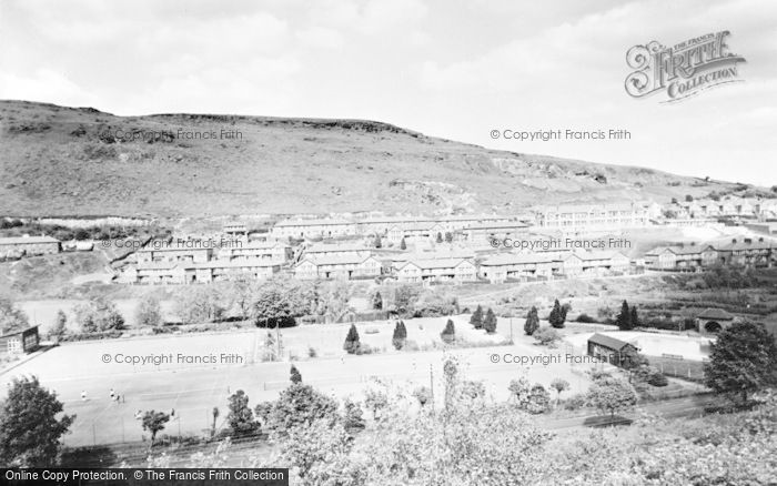 Photo of Abercynon, The Park c.1960