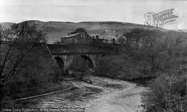 Photo of Abercynon, Watersmeet c.1955