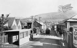 Abercynon, Ynysmeurig Road c.1960