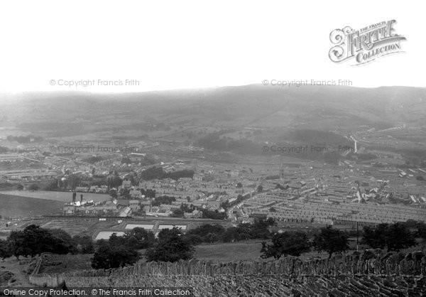 Photo of Aberdare, 1937