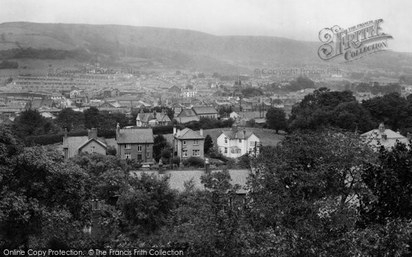 Photo of Aberdare, Abernant c.1960