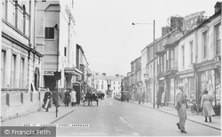 Aberdare, Cannon Street c.1955