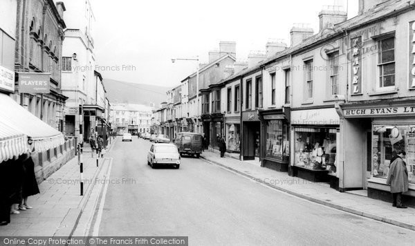 Photo of Aberdare, Cannon Street c.1965