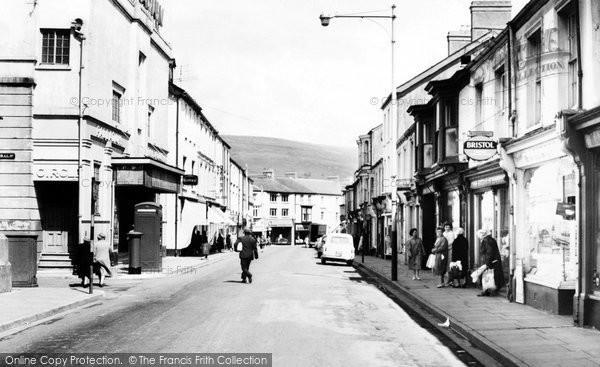 Photo of Aberdare, Canon Street c.1960
