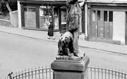 Aberdare, Caradog Memorial c.1955