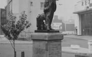 Aberdare, Caradog Memorial c.1965