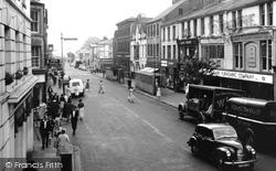 Aberdare, Cardiff Street 1959
