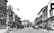 Aberdare, Cardiff Street c1955