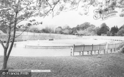 Aberdare, Children's Pool c.1965