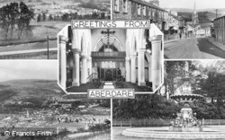 Aberdare, Composite c.1955