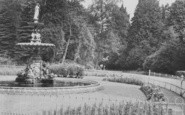 Aberdare, Park c.1960