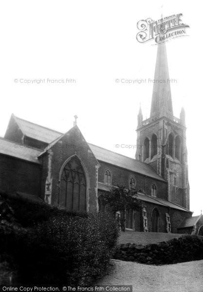 Photo of Aberdare, St Elvan's Church 1937