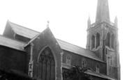 Aberdare, St Elvan's Church 1937
