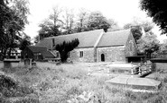 Aberdare, St John's Church c.1965