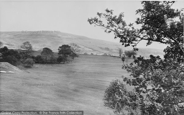 Photo of Aberdare, The Golf Links c.1955