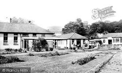 Aberdare, The Hospital c.1955