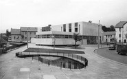 Aberdare, The Library c.1965