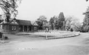 Aberdare, The Park c.1965