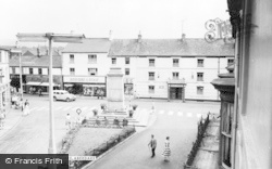 Aberdare, Victoria Square c.1960