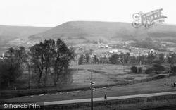 Welsh Hills c.1955, Aberdare