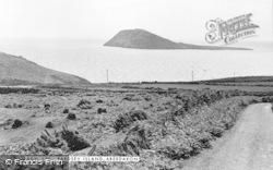 Aberdaron, Bardsey Island c.1960
