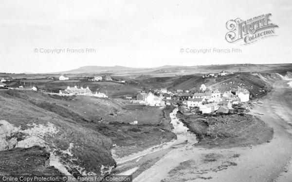 Photo of Aberdaron, c.1960