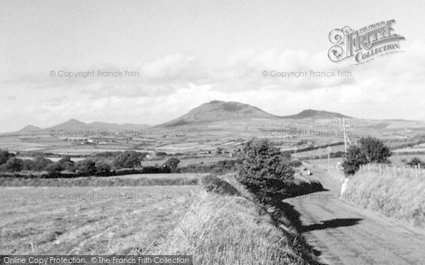 Photo of Aberdaron, Carn Madryn And Rivals c.1960